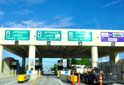 Toll Road Florida